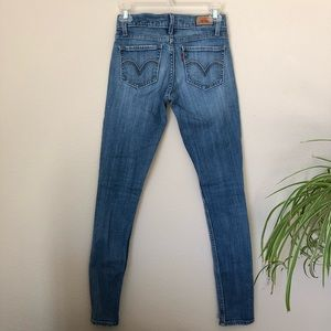Levi's Skinny Jeans Light Wash Levi Strauss